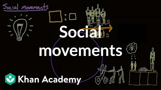 Social movements | Society and Culture | MCAT | Khan Academy