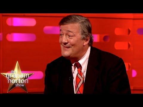 Stephen Fry na čaji s princem Charlesem a princeznou Dianou - The Graham Norton Show