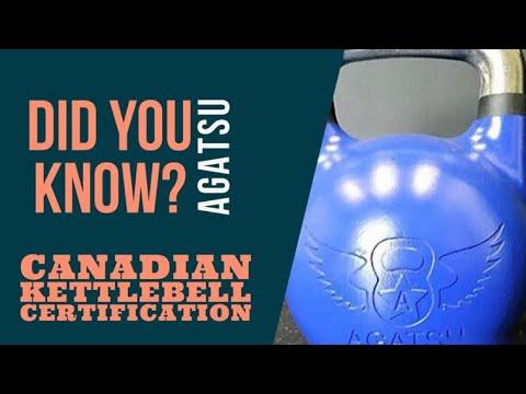 Canadian Kettlebell Certification - YouTube