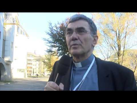 Mgr Moutel : les jeunes et les vocations