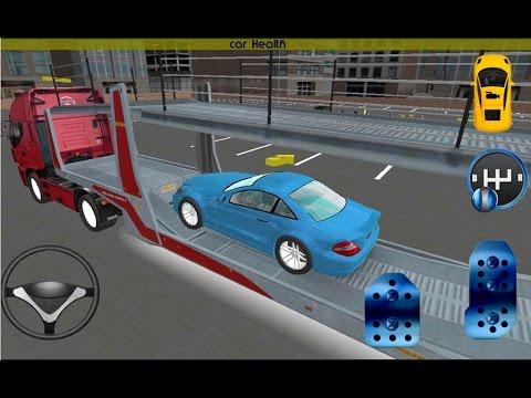 Truck Racing Games video