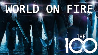 The 100- World on Fire