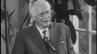 Wywiad z dr Carlem Jungiem, rok 1957 | napisy PL | nieświadomość, archetypy, sny