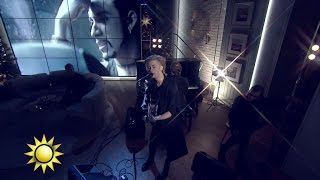 Anna Ternheim - Show me the meaning of being lonely (Live) - Nyhetsmorgon (TV4)