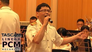 """HOSHINO Gen """"Idea"""" 🎤 Japanese Army Band"""