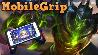 MOBILEGRIP FOR ALL MOBILE GAMERS OUT THERE