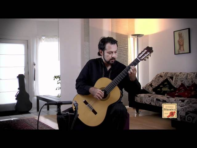 Cem Duruöz plays Alhambra Luthier India guitar.