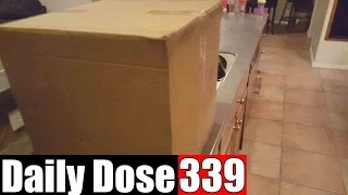 GUESS WHAT THIS BOX MEANS?! - #DailyDose Ep.339 | #G1GB