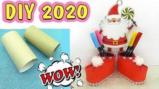 DIY Новогодние ПОДЕЛКИ своими руками 2020 ⛄ Поделки на Новый Год своими руками 2020 фото