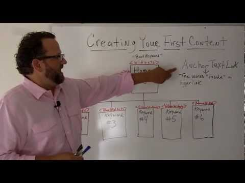 Creating Website Content-The Beginners Guide To Small Business Internet Marketing