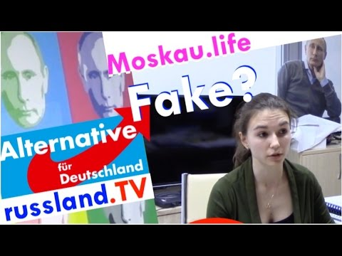Spiegel: AfD-Putinjugend-Fake? [Video]