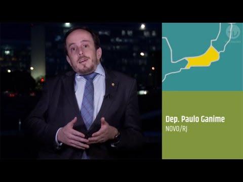 Trabalho de Base - Paulo Ganime
