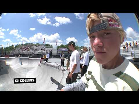 Men's Semifinals Highlights | Montreal, Canada | 2019 Vans Park Series