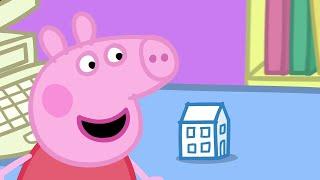 Video Peppa Pig Full Episodes |New House #100 MP3, 3GP, MP4, WEBM, AVI, FLV Agustus 2019
