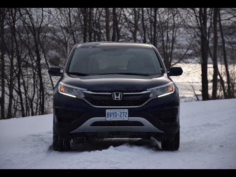 2015 Honda CR-V SE AWD Video Test Drive