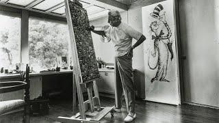 Dr. Seuss Midnight Paintings & Unorthodox Taxidermy