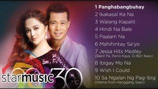 Jessa Zaragoza And Dingdong Avanzado - 20/30 | Non-Stop OPM Songs ♪