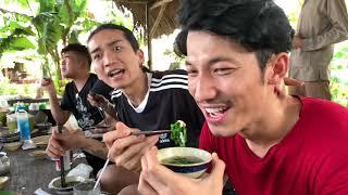 Nhóm Running Man tràn về Nha Trang. Lan Ngọc hát hit của Hariwon. BB Trần ăn sạch măm.