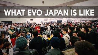 What Evo Japan Is Like [4K]
