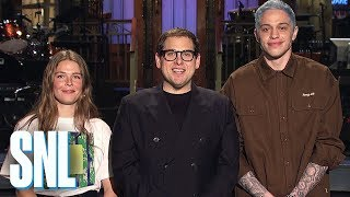 Pete Davidson Proposes to Maggie Rogers - SNL