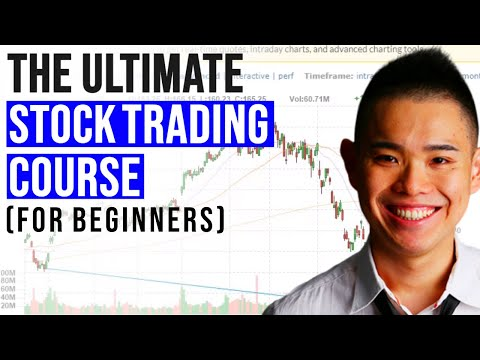 The Ultimate Stock Trading Course (for Beginners) - YouTube