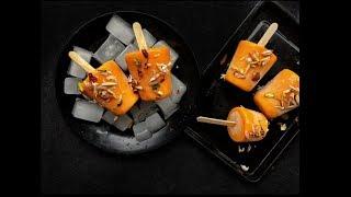 Simple Mango Ice Cream Recipe | Mango Kulfi | No Cream No Condensed Milk