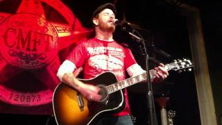 Corey Taylor- Father & Son (Cat Stevens Cover) Varsity Theater Minneapolis, MN 11/22/11