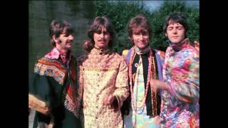 Beatles Magical Mystery Tour Tease for PBS