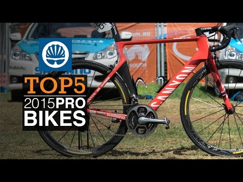 Top 5 – Pro Road Bikes 2015