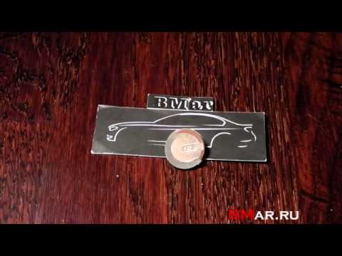 Обзор аккумулятора в ключ BMW Panasonic VL2020