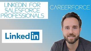 Create a LinkedIn Page like a Salesforce Professional