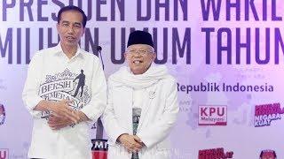 Disabilitas Indonesia Deklarasikan Dukung Jokowi untuk Terus Perjuangkan Kesejahteraan Rakyat
