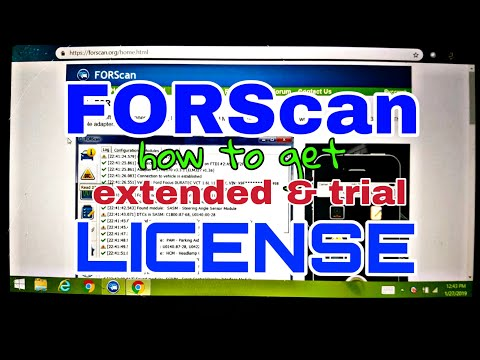 Forscan F150 2018