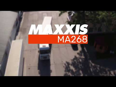 Maxxis MA268 Truck & Bus Tyre
