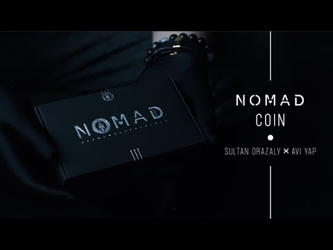 Nomad Coin by Sultan Orazaly and Avi Yap