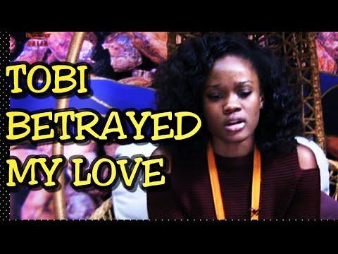 CEEC ACCUSES TOBI OF BETRAYING HER TRUST AND FRIENDSHIP- BB NAIJA 2018
