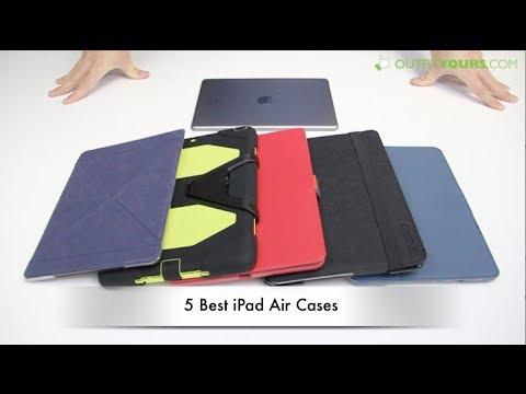 5 Best iPad Air Cases - Moshi,Griffin,Speck,Incipio,Belkin..