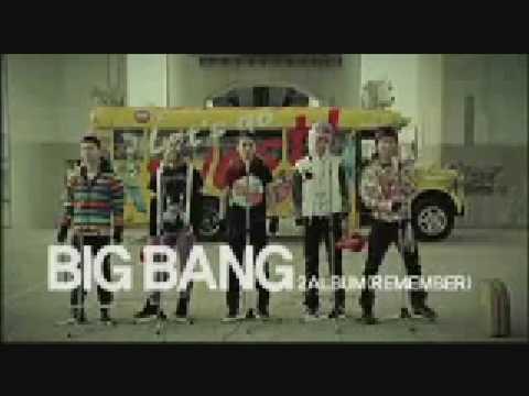 BIGBANG - Sunset Glow