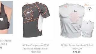 Youth Heart Guard Shirt | Baseball Bargains