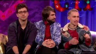 Years & Years - Eyes Shut (Live at Alan Carr: Chatty Man + INTERVIEW)