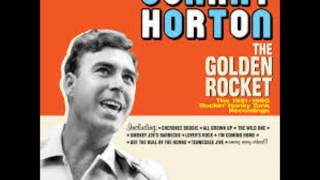 Johnny Horton Honky Tonk Hardwood Floor