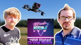 The Real Follow Flight| With Nitsudo FPV (Sick Drone Skills)