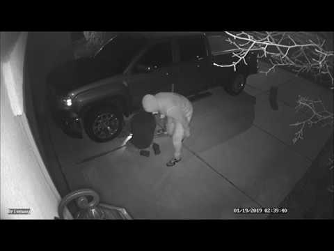 My Factory GMC Wheels get stolen