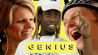 """Mom reacts to Denzel Curry """"ULTIMATE"""" Official Lyrics & Meaning on Genius"""
