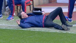 Футбольные тренеры׃ самые смешные моменты Football Managers ● Funny & Crazy Moments, Reactions ● HD