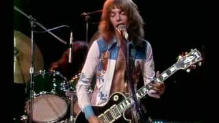 Peter Frampton Do You Feel Like We Do Midnight Special 1975 FULL Video