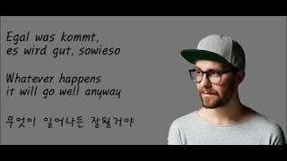 Mark Forster   SOWIESO (German+English+Korean LYRICS)