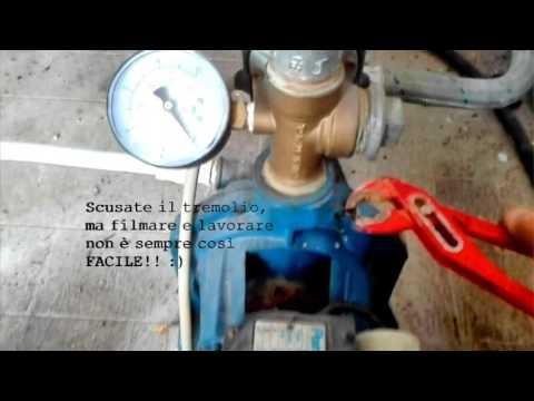 Idraulico fai da te spurgo aria pompe Autoclave