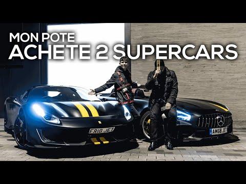 Il a acheté 2 NOUVELLES SUPERCARS!! (Pista & GTR Roadster)