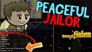 PEACEFUL JAILOR | Town Of Salem Ranked Jailor